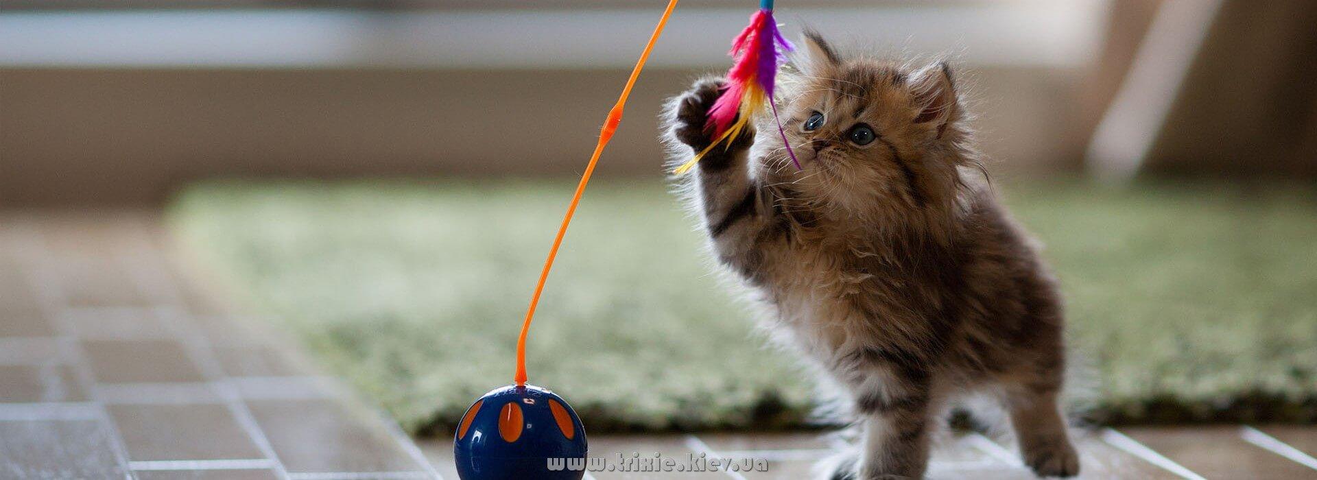 Для каждой кошки Украины, известно что Trixie это лучшие зоотовары для животных