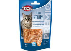 Лакомство TRIXIE - Tuna Strips (полоски тунца 20g) - Trixie