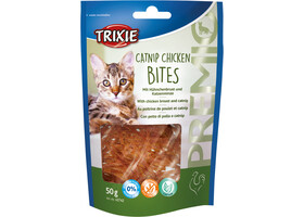 Лакомство TRIXIE - Catnip Chicken Bites  (50 гр.) - Trixie