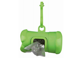 Контейнер и пакеты с ручками TRIXIE Dog Pick Up 22846 (размер М 15шт) - Trixie